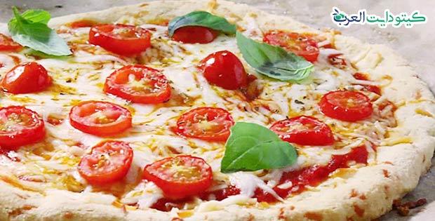 جدول رجيم الكيتو في رمضان - بيتزا