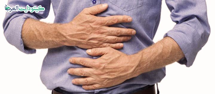 أعراض الخروج من الكيتو