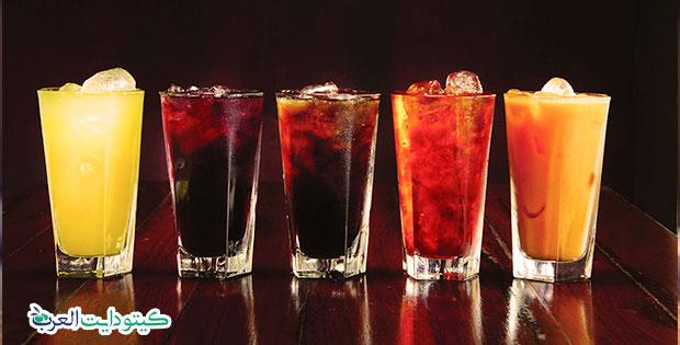 المشروبات المسموحة في الكيتو دايت - مشروبات الطاقة