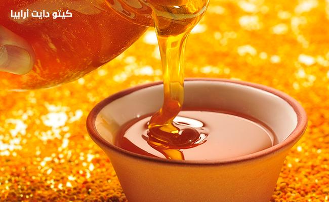 العسل والكيتو هل العسل مسموح في الكيتو دايت