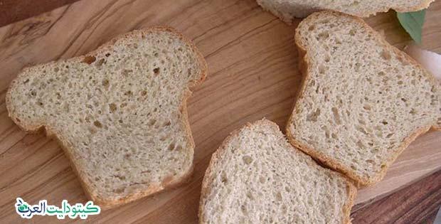 الخبز الكيتوني كيزر