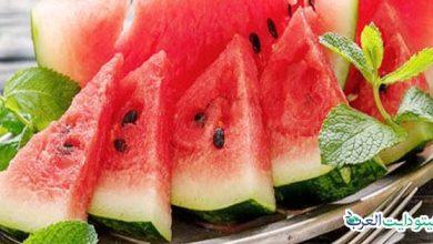 صورة البطيخ والكيتو: هل البطيخ مسموح في الكيتو دايت؟
