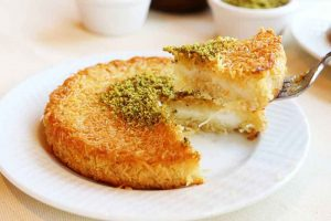 حلويات كيتو في رمضان