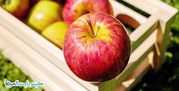 هل التفاح مسموح في الكيتو دايت - الأنواع