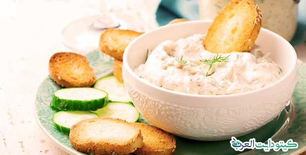هل الجبن الكيري مسموح في الكيتو دايت