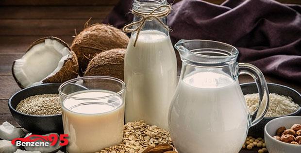 أنواع الحليب المسموح في الكيتو