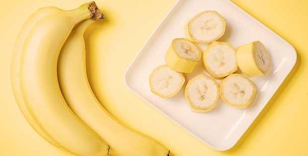 هل الموز مسموح في الكيتو دايت